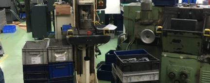 Déménagement site production Stanley