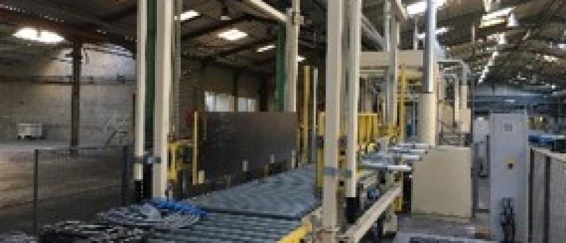 Transfert site industriel